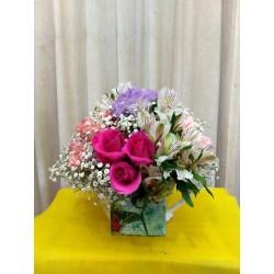 Jarrita bouquet