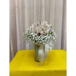Bouquet de astromelias